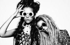 Jenna Earle, Alena Biohm   Jason Kim  #photography   Blackbook October/November 2012