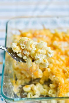 #Recipe: Greek Yogurt Macaroni and #Cheese