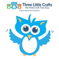 Enter to win 1 Free Craft Box from Three Little Crafts and a $50 Darn Good Yarn Gift Certificate.