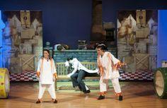 Sábado 10 de Noviembre de 2012.    A las 11:00 horas en el Teatro Insular de Lanzarote.    La noche mágica de los sueños perdidos – Teatro familiar.