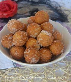 Castagnole ricetta classica per carnevale