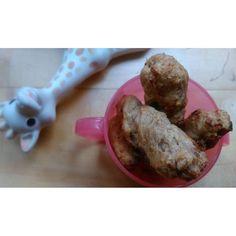 Spelt Bars (for babies) Rapeseed Oil, Spelt Flour, Types Of Food, Healthy Baking, Finger Foods, Fork, Pear, Oven, Banana