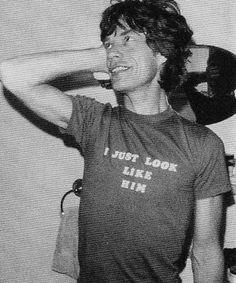 "fuckyeahsexyoldrockers: "" Mick Jagger of The Rolling Stones "" Los Rolling Stones, Like A Rolling Stone, Mick Jagger, El Rock And Roll, Moves Like Jagger, Estilo Rock, Idole, Keith Richards, Look At You"