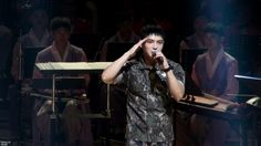 150811 Private First Class Kim Jaejoong performing in LOVE Concert for Korea's 70th anniversary of independence - Full (20m42s) [720p] (+tiamo hy)
