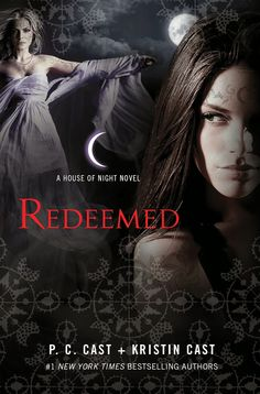 Stuck In Books: Redeemed (A House of Night Novel) by P.C. Cast & Kristin Cast ~ Excerpt