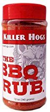 Whenever we use the smoker, I use this barbecue dry rub on the meat. It makes anything we smoke so tender and full of flavor