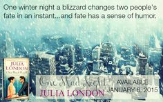 ONE MAD NIGHT is available TODAY!  Kindle: http://amzn.to/1xxAOD5 Nook: http://bit.ly/1xMzA8L iBooks: http://bit.ly/1BDHPkU