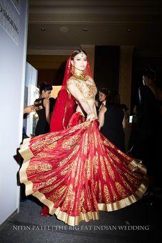 Indian wedding wear jewelry | Shree Raj Mahal Indian Jewelry | India Couture Week 2014