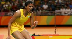 Online Business Operator: PV Sindhu storms into women's badminton finals in ...