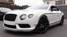 Sights and Sounds: Bentley Continental GT3-R
