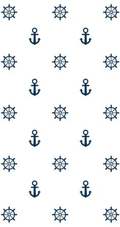 wallpaper and anchor image Anchor Wallpaper, Nautical Wallpaper, Iphone Background Wallpaper, Anchor Background, Nautical Background, Lifebuoy, Anchor Pattern, Cute Wallpapers, Chanel Wallpapers