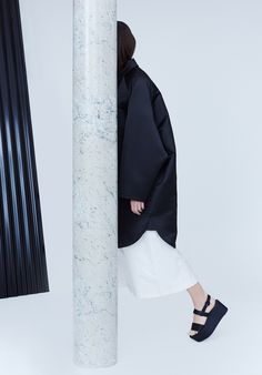 Pola Thomson Fall/Winter 2014-15 Photography – Claudio Robles  Tomas Meersohn Designer – Pola Thomson Model – Jovanka at WLM Hair + Make Up...