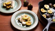 Recipe: Honey caramel figs with ricotta | Stuff.co.nz