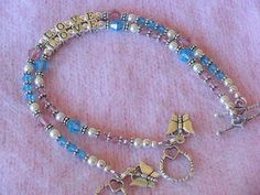 Treasures In Heaven website  This lady makes beautiful bracelets to support infant loss after losing her daughter to Trisomy 18, like my dear cousin Elena lost her baby this past year