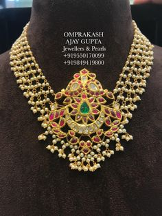 Femmes Gold Tone Maroon Pearl Polki JHUMKI Boucles d/'oreilles ethnique mariage Indien Bijoux