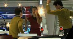 Tumblr, Chekov is the best dancer!