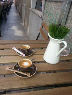 Coffee's Madrid