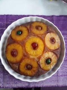 Bolo di Ananas ( Ananastaart ) Mij zelf gemaakte Ananastaart die ik vandaag hebt gebakken met het recept van antilliaans-eten.nl. Is zeer goed gelukt en het is lekker