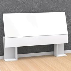 Nexera Distribution 54-in Headboard - NEXDI-225303. Nexera Distribution 54-in Headboard - NEXDI-225303 The BLVD Collection from Nexera is urban, sleek and contemporary. With its linear design and pure white finish, it will illuminate your home and give it a clean modern look. .. . See More Headboards at http://www.ourgreatshop.com/Headboards-C1035.aspx