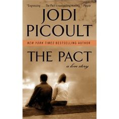 The Pact: A Love Story by Jodi Picoult. This was another book club book and like most of them so far was not light and fluffy! This book made me wonder if people can get too close to each other and whether or not parental expectations can be blamed for their children's decisions.