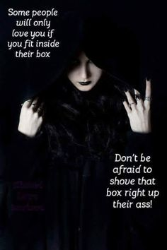 "voodooprincessrn: ""Im not afraid… "" I am …. True Quotes, Great Quotes, Quotes To Live By, Motivational Quotes, Funny Quotes, Inspirational Quotes, Witch Quotes, Badass Quotes, Woman Quotes"