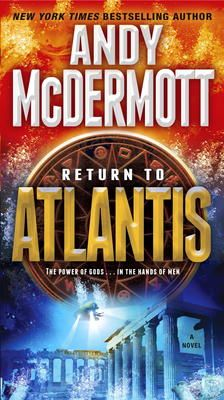 Return to Atlantis by Andy McDermott, Click to Start Reading eBook, American archaeologist Nina Wilde and her husband, ex-SAS bodyguard Eddie Chase, are back for another