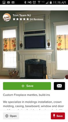 Strong-Willed Marble Fireplace Mantel Featuring Large Columns For Surround Antiques Simple Design Architectural & Garden