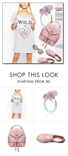 """YOINS.com"" by monmondefou ❤ liked on Polyvore featuring Vans, Cutler and Gross and yoins"