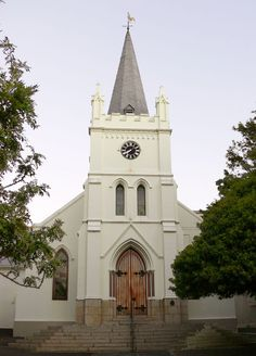 Gebou van die NG gemeente Drieankerbaai, Kaapland
