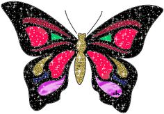 Welcome to butterfly animated gifs ! You will love these Butterfly pictures, Butterflies are a popular motif in the visual and . Butterfly Clip Art, Butterfly Pictures, Butterfly Kisses, Pink Butterfly, Butterfly Wings, Robert Duncan, Hamtaro, Gif Animé, Animated Gif