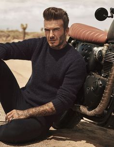Modern Essentials selected by David Beckham AW16 6 - H & M Hennes & Mauritz AB