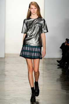 Timo Weiland | Fall 2014 Ready-to-Wear Collection | Style.com #NYFW