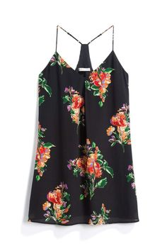 Love this black floral halter tank! Try Stitch Fix now and get a $25 credit for a limited time!! Perfect put together looks for spring and summer. Sign up for stitch fix today and get amazing pieces delivered straight to your front door by your own personal stylist. Keep only what you love or send it all back. Free shipping both ways! #stitchfix #fashion #womanstop #subscriptionboxe