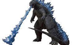 NEW Godzilla 2014 Spitfire Ed SH MonsterArts Tamashii Glow Action Figure DEALS