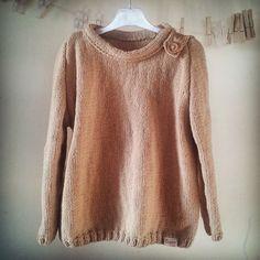 New cotton/wool sweater for kids :D ♡ #handmade #sweater #jumper #knit #knitted #knitting #kidsfashion  #fashion #slowfashion #madeinpoland #queenzoja