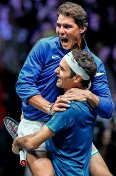 Laver Cup 2017 - Le double Federer-Nadal