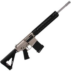 Black Rain Ordnance BRO-PG14 Semi Auto Rifle 7.62 NATO/.308 Win 18 Stainless Fluted Barrel 20 Round PMAG 12 Rail Magpul Stock NorGuard Finish BRO-PG14