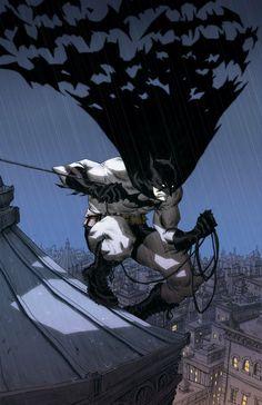 Batman # 867-By Scott McDaniel