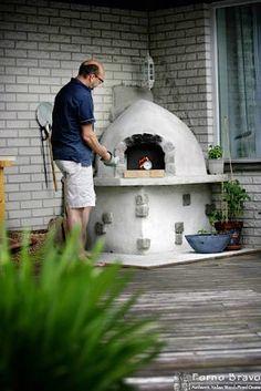 sweden pizza oven