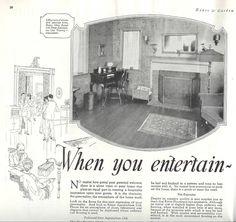 DEC..1923 HOUSE AND GARDEN MAGAZINE