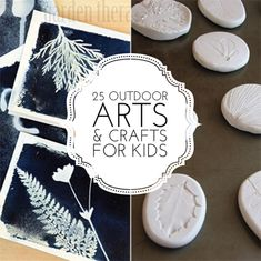25 arts and crafts projects
