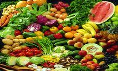 Frutas y Hortalizas (verduras): Composición y Propiedades - Edualimentaria.com