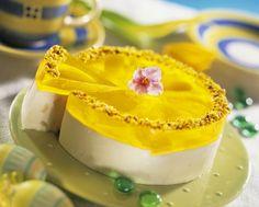 Lemon Desserts, Cookie Desserts, Sweet Desserts, Greek Cookies, Summer Deserts, Sugar Love, Jelly Cake, Greek Recipes, Jello
