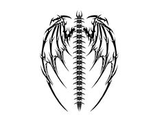 Com Img Src Tattoostime Images 395 Simple Tribal Gothic