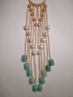 A personal favorite from my Etsy shop https://www.etsy.com/listing/268055369/bohemian-style-freshwater-pearl-tan