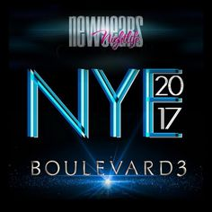 NYE at Boulevard 3 Hollywood on Saturday, December 31, 2016 9:30 PM - 2:00 AM PST. New Years Eve 2017 at Boulevard3, 6523 Sunset Blvd, Los Angeles, CA 90028.