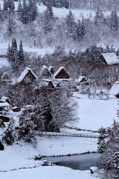 Fairyland in Winter