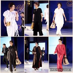 """OCBC NISP Glowing December"" Fashion Show by PRibuMI...® & Ella Brizadly Clothing Friday, 9 December 2016 Bali Room, Kempinski Hotel - Jakarta"