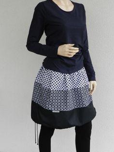 NEGAPO / Zboží prodejce Sabasa   Fler.cz Apron, Tunic Tops, Women's Fashion, Sewing, Clothes, Sewing Clothes, Outfits, Fashion Women, Couture