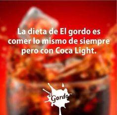 La dieta del gordo! http://www.gorditosenlucha.com/